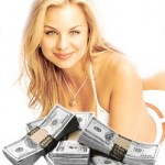 money-and-woman
